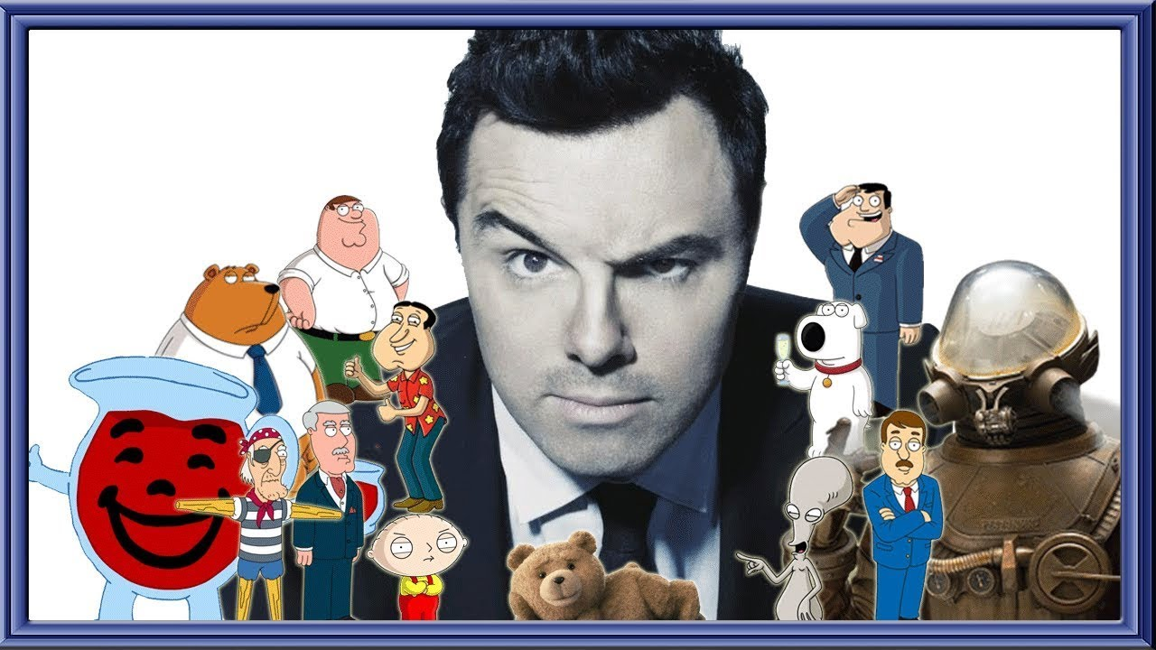 seth macfarlane my way