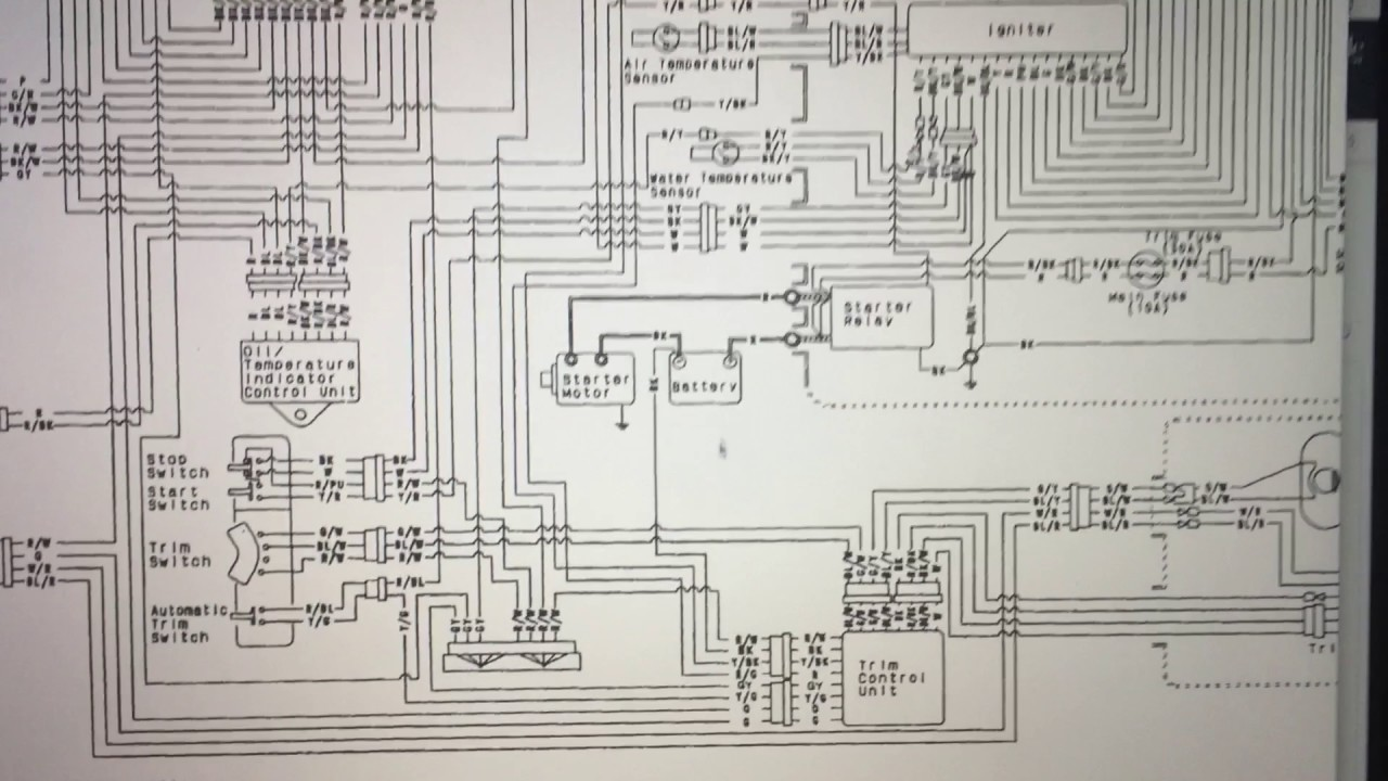 2001 Kawasaki Stx Jet Ski Wiring Diagram - Wiring Diagrams Show on