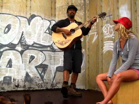 Nahko ~ Aloha Ke Akua Sessions ~ Take 7 (It all can be done) - YouTube
