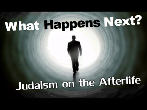 JUDAISM ON DEATH & AFTERLIFE - Rabbi Skobac (Jews Shabbat Torah Israel Kosher Mitzvot Heaven Shoah)