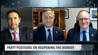 MPs debate border restrictions and House rebuke of public health agency – June 18, 2021