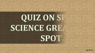 Quiz On Space Science Great Red Spot