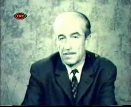 Orhan Kemal Anlatiyor