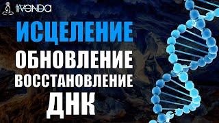 Исцеляющая Медитация Деактивация Негативных Программ Активация Исцеления ДНК Ливанда