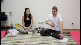 Обучающая программа медитации(Видео с медитативного тренинга в Москве. Обучающая программа - тренинг медитации. На видео - психологи Евге..., 2016-11-04T14:52:38.000Z)