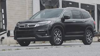2019 Honda Pilot Touring Review - Simply Amazing! [4K]