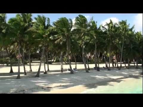 HERE WE ARE IN THE COOK ISLANDS PART 00 THE TRAILER (CONDENSED VERSION) RAROTONGA TO ONE FOOT ISLAND