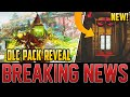 BRAND NEW ZOMBIES DLC PACK REVEAL – BIG EASTER EGG UPDATES! Cold War Zombies