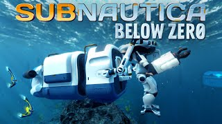 Subnautica Below Zero 20 | Krebsanzug und Prawn Suit Dock | Gameplay thumbnail