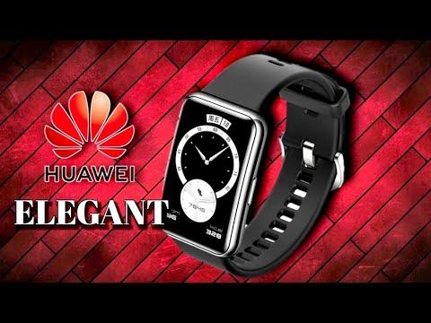 HUAWEI WATCH FIT ELEGANT - PERFECT SMARTWATCH