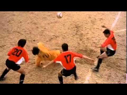 Kung fu Fussball