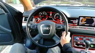 Nu ai cum sa nu fii cool cu asa ceva. Audi A8 V8 diesel.