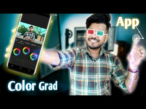 How to do color grading in android app