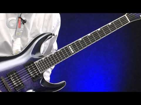 ESP Horizon NT II Guitar Review With Rick Graham | Guitar Interactive Magazine