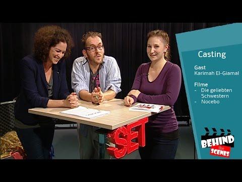 Wie funktioniert das Casting für Kinofilme?
