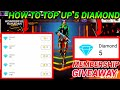 HOW TO TOP UP 5 DIAMOND   GARENA OFFICIAL WEBSITE   BUY 5 DIAMOND FREE FIRE