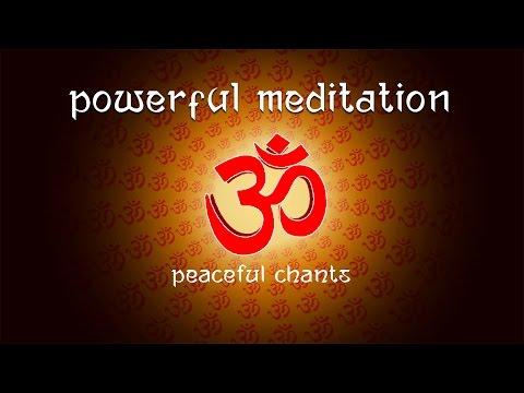 Omm ओम (ॐ)  आनंदमयी  और मन को शान्ति देने वाली धुन |  ग्यारह मिनिट