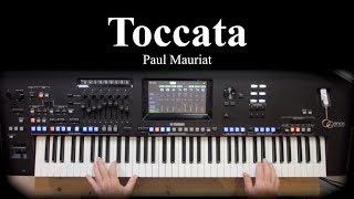 Genos - Toccata (Paul Mauriat)
