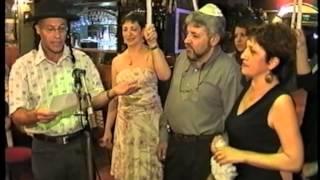 Поздравление на 50 летие  Юры Уманского и 20 летие свадьбы
