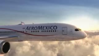 787-9 Dreamliner, en el que volar nunca fue tan natural.