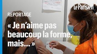 Vaccination des ados pour éviter les cours à distance : «Je n'aime pas beaucoup la forme, mais…»