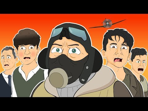 ♪ DUNKIRK THE MUSICAL - Animated Parody Song
