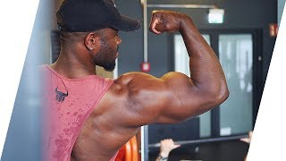AFRICAN GAINS | Full Day of Eating- afrikanische Version | Coach Eddy