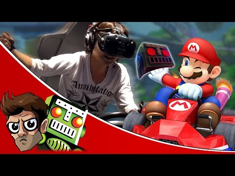 Dtoid in Japan: Hands-on with Mario Kart Grand Prix VR Arcade