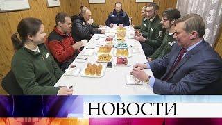 Президент ипремьер оценили результаты «арктической уборки» ипровели совещание.