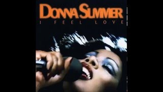 Donna Summer & Dj Wady -  i feel love / Big Steve edit /