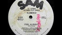 Old Skool Vibes-11 Komiko - Feel Allright