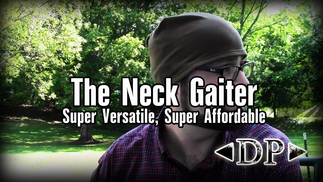 1c60c0c98f617 The Neck Gaiter - Super Versatile
