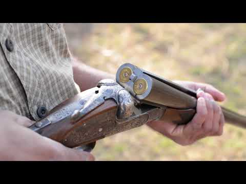 Cameron Mitchell shooting the .600 Nitro Express