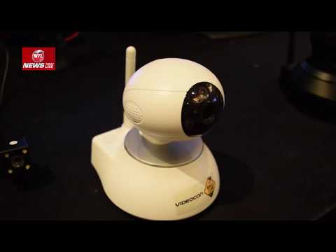Videocon WallCam CCTV and Car Dash cams