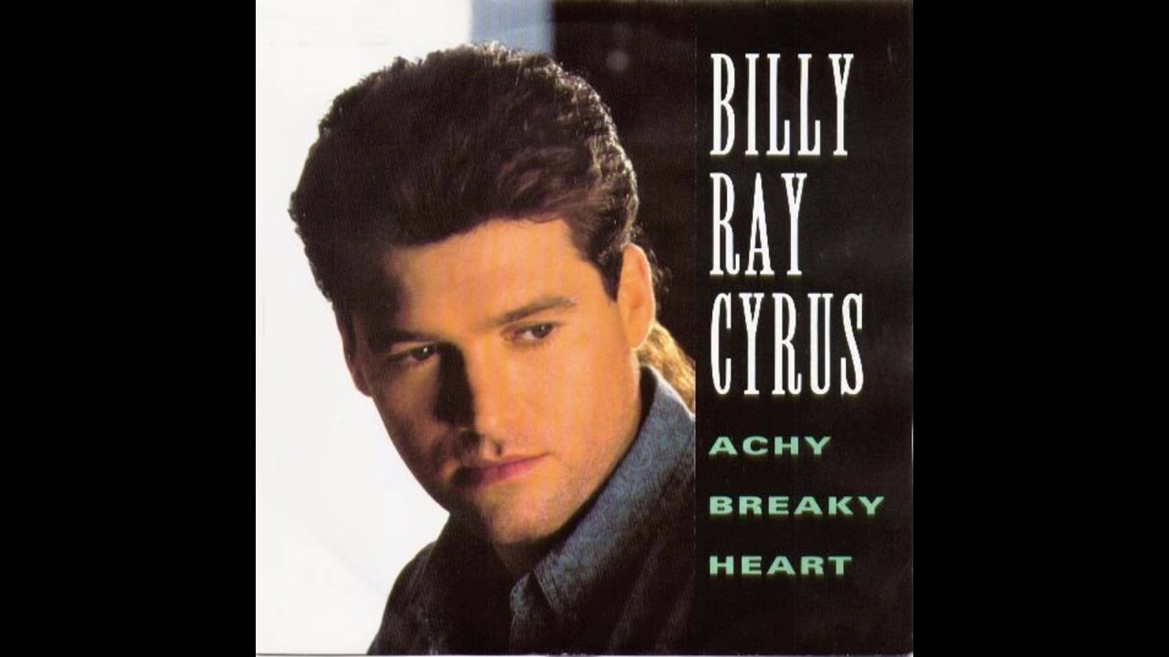 Billy Ray Cyrus - In The Heart Of A Woman / Right Face, Wrong Time