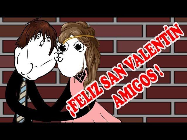 Historias con memes breves 69 / Chistes de San Valentín - Febrero Mes del Amor y la Amistad