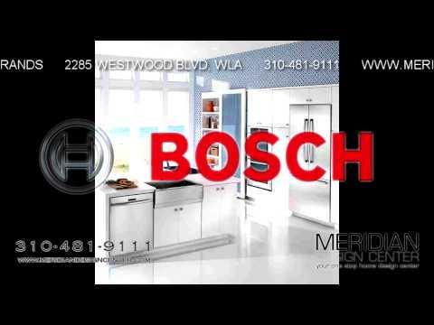 Bosch West Los Angeles WLA - Meridian Design Center