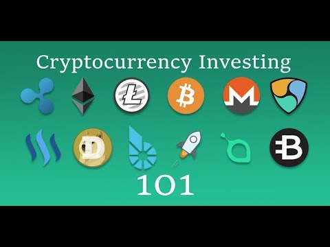 Bitcoin & Cryptocurrency Investing 101