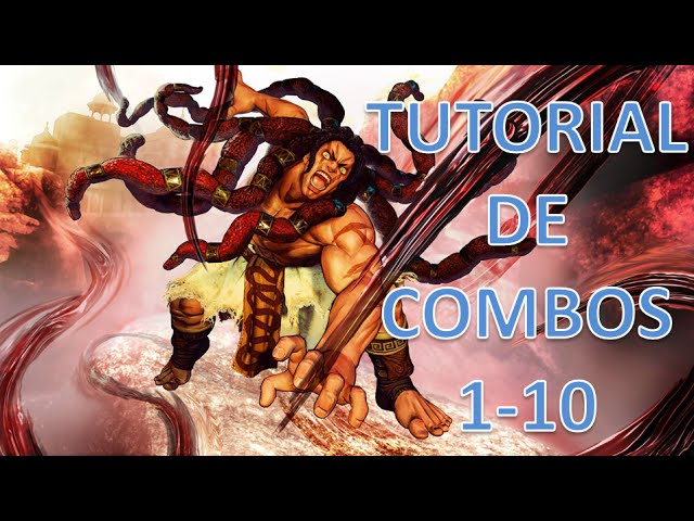 Tutorial de Combos (NECALLI)