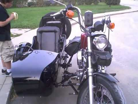 Two Person Sidecar