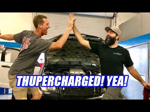 Uncle Sam Is FIXED!! AND MAKING HUGE POWER! 9 Sec Caprice Cop Car Ep 10!