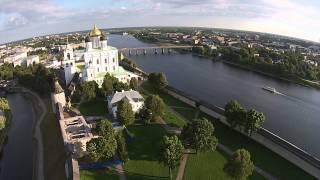 Псковский кремль(Просматривать лучше в 1080p., 2014-07-20T10:28:54.000Z)