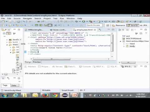 Accelerated Java EE Open Source Development with Eclipse