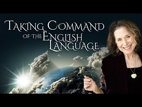 Taking Command of the English Language