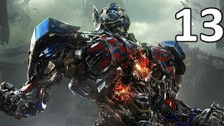 Transformers: Rise of The Dark Spark Walkthrough Part 13 Chapter 13 (Xbox One Gameplay)