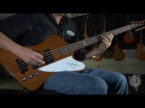 Gibson Thunderbird IV Bass 2014 Electric Bass Guitar
