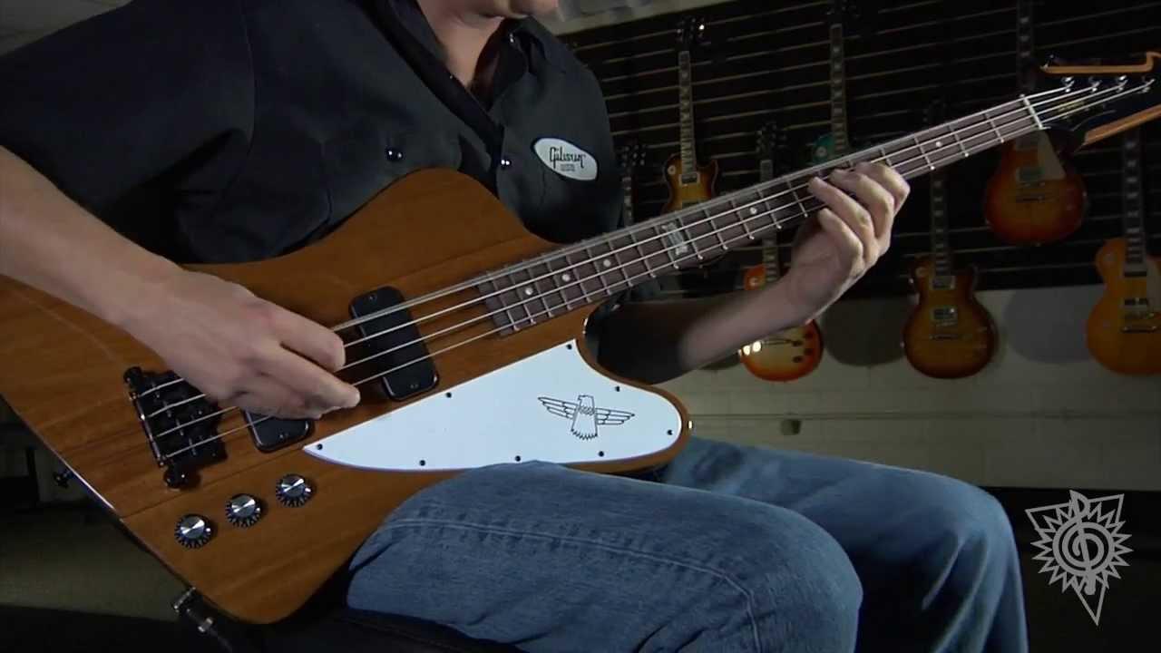 Gibson Thunderbird Iv Bass Electric Bass Guitar