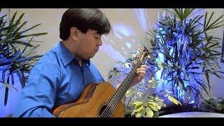 LA ESTANCIA VIEJA - Atahualpa Yupanqui / Carlos Roldan (guitarra)