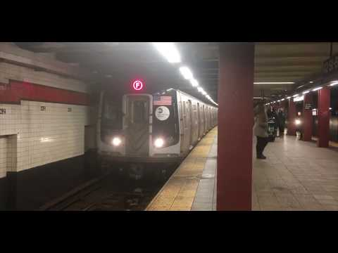 IRT/IND Subway: (B) (D) (E) (F) (7) Trains @ 42nd Street-Bryant Park (5th And 6th Avenues)