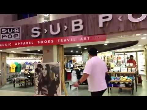 VLOGAR #2: Sub Pop Records Store, Seattle